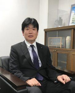 代表取締役 寺口 篤